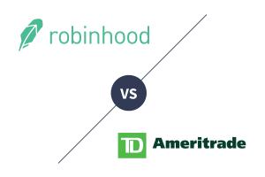 Robinhood vs. TD Ameritrade